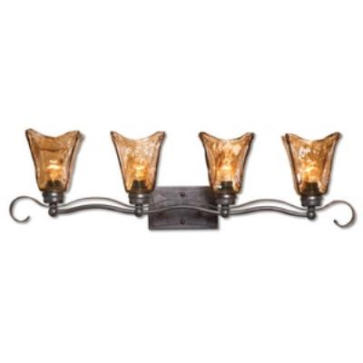 Uttermost 22845 Vetraio - Four Light Vanity Strip