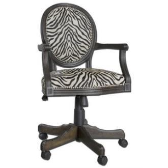 "Uttermost 23077 Yalena - 26"" Desk Chair"