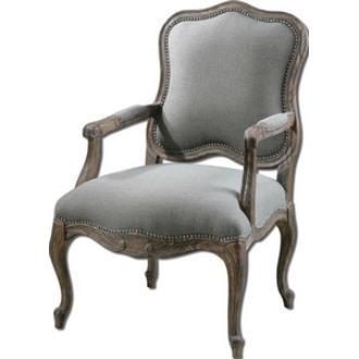 Uttermost 23095 Willa - Decorative Armchair