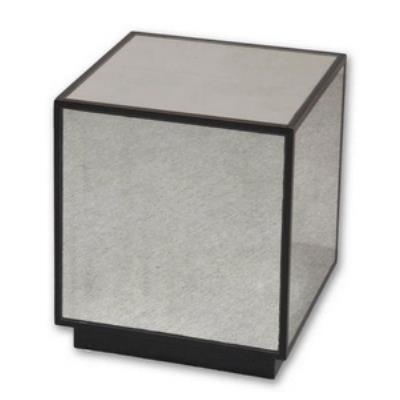 Uttermost 24091 Matty - Mirrored Cube
