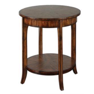 Uttermost 24228 Carmel - Lamp Table