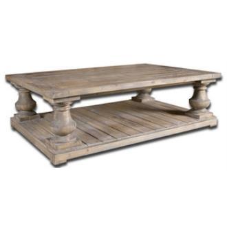 """Uttermost 24251 Stratford - 60"""" Cocktail Table"""