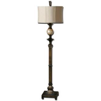 Uttermost 28241-1 Tusciano - One Light Floor Lamp