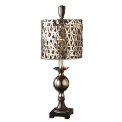 Uttermost 29123 Alita - Champagne Buffet Table Lamp
