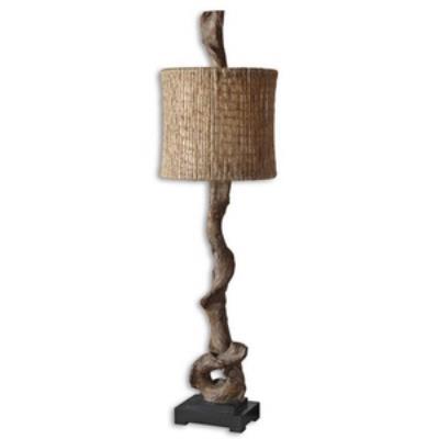 Uttermost 29163-1 Driftwood - Buffet Lamp