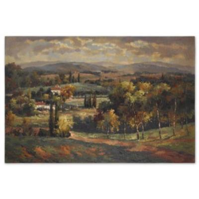 "Uttermost 32165 Scenic Vista - 60"" Landscape Wall Wall Art"