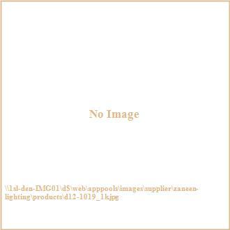Zaneen Lighting D12-1019 Woody - One Light Pendant