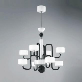 Zaneen Lighting D8-1288 Guggenheim - Eight Light Chandelier