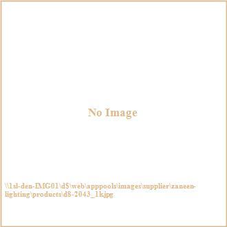 Zaneen Lighting D8-2043 DOMINO FLUSH MOUNT