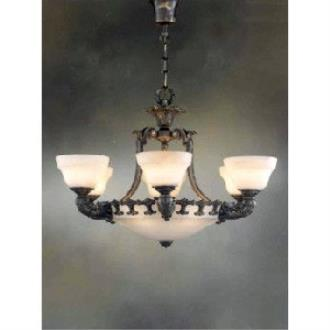 Zaneen Lighting Z1269 Almeria Chandelier
