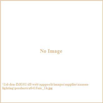 Zaneen Lighting Z6415NIC Miss Irony - Five Light Floor Lamp